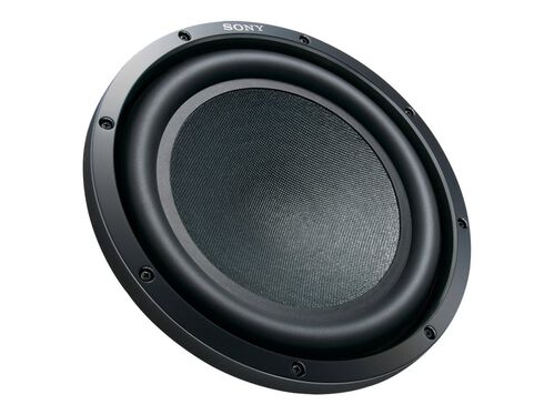 Sony XS-GSW121D - subwoofer driver - for car, , hi-res