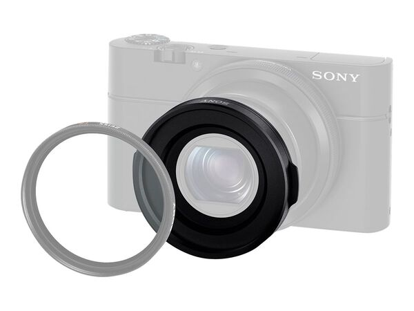 Sony VFA-49R1 - filter adapterSony VFA-49R1 - filter adapter, , hi-res