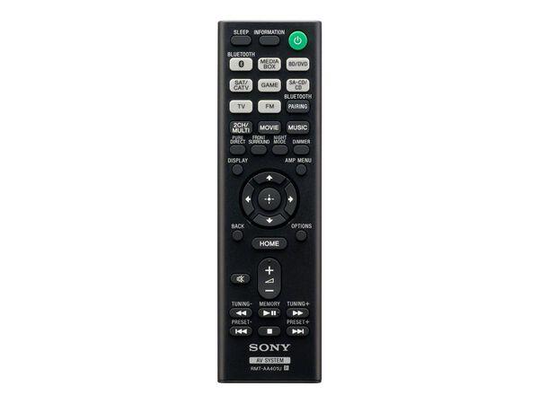 Sony STR-DH590 - AV receiver - 5.2 channelSony STR-DH590 - AV receiver - 5.2 channel, , hi-res