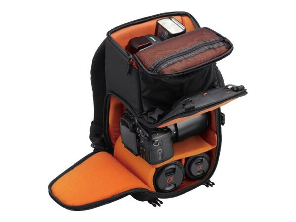 Sony LCS-BP2 - backpack for cameraSony LCS-BP2 - backpack for camera, , hi-res