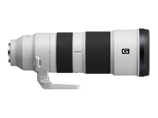 Sony SEL200600G - telephoto zoom lens - 200 mm - 600 mmSony SEL200600G - telephoto zoom lens - 200 mm - 600 mm, , hi-res
