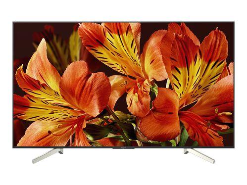 "Sony XBR-75X850F BRAVIA XBR X850F Series - 75"" Class (74.5"" viewable) LED TV, , hi-res"