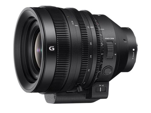 Sony SELC1635G - wide-angle zoom lens - 16 mm - 35 mm, , hi-res