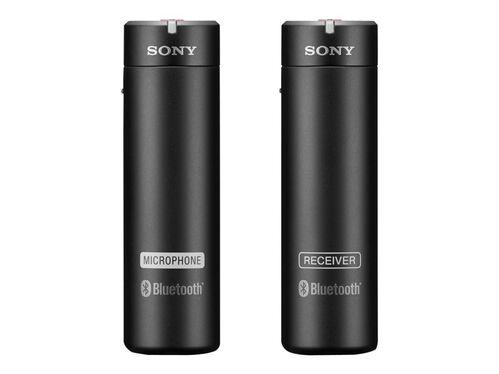 Sony ECM-AW4 - wireless microphone system, , hi-res