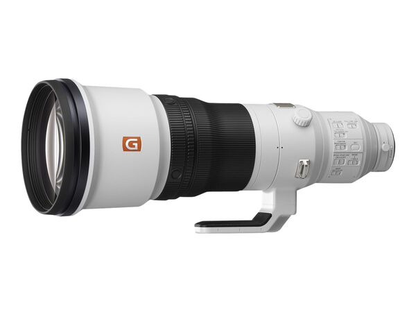 Sony SEL600F40GM - telephoto lens - 600 mmSony SEL600F40GM - telephoto lens - 600 mm, , hi-res