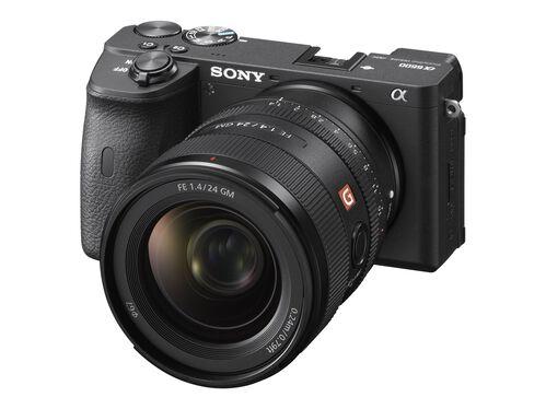 Sony α6600 ILCE-6600M - digital camera E 18-135mm OSS lens, , hi-res