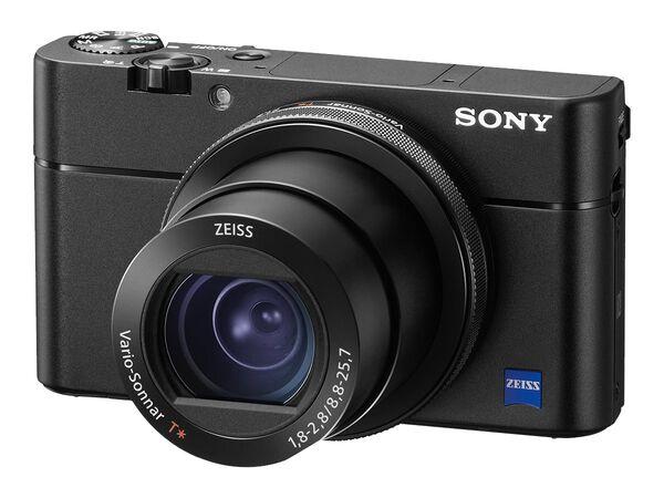 Sony Cyber-shot DSC-RX100 V - digital camera - Carl ZeissSony Cyber-shot DSC-RX100 V - digital camera - Carl Zeiss, , hi-res