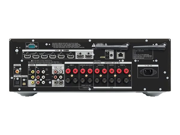 Sony STR-ZA810ES - AV receiver - 7.2 channelSony STR-ZA810ES - AV receiver - 7.2 channel, , hi-res