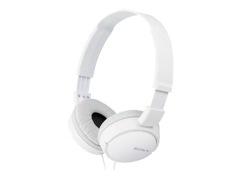 Sony MDR-ZX110 - headphones, White, hi-res
