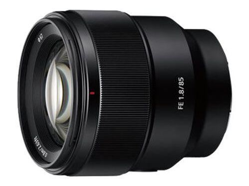 Sony SEL85F18 - telephoto lens - 85 mm - 85 mm, , hi-res