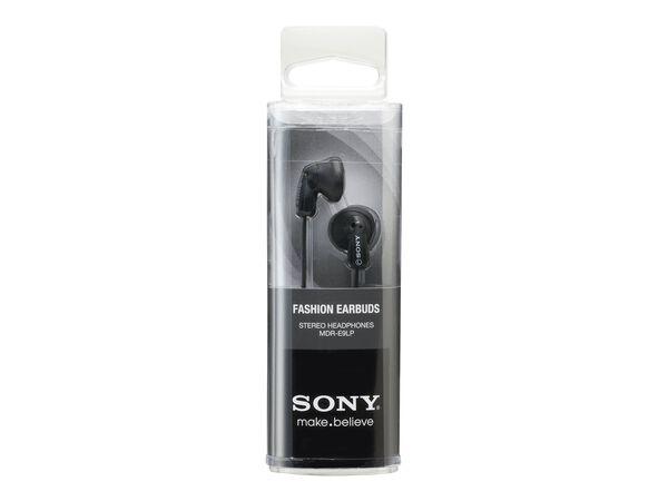 Sony MDR-E9LP - headphonesSony MDR-E9LP - headphones, Black, hi-res