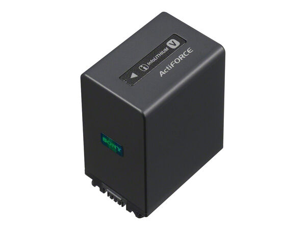 Sony NP-FV100 battery - Li-IonSony NP-FV100 battery - Li-Ion, , hi-res