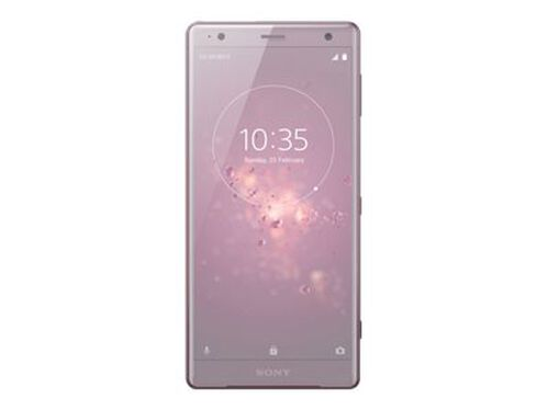 Sony XPERIA XZ2 - ash pink - 4G LTE - 64 GB - GSM - smartphone, , hi-res