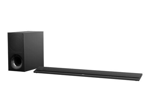 Sony HT-CT800 - sound bar system - for home theater - wireless, , hi-res