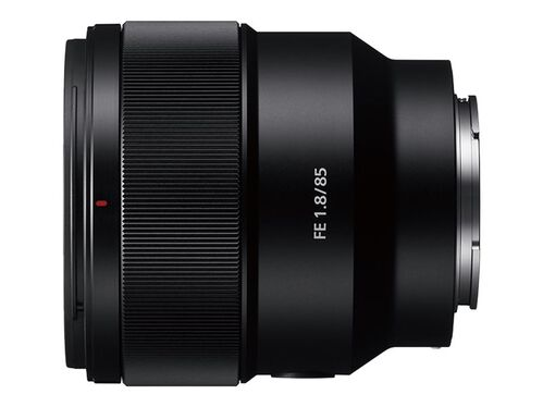 Sony SEL85F18 - telephoto lens - 85 mm, , hi-res