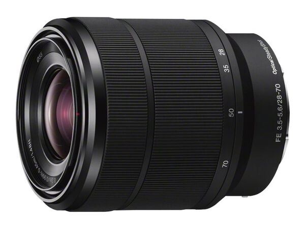 Sony SEL2870 - zoom lens - 28 mm - 70 mmSony SEL2870 - zoom lens - 28 mm - 70 mm, , hi-res