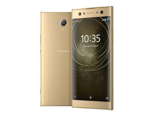 Sony XPERIA XA2 Ultra - gold - 4G LTE - 32 GB - GSM - smartphoneSony XPERIA XA2 Ultra - gold - 4G LTE - 32 GB - GSM - smartphone, , hi-res
