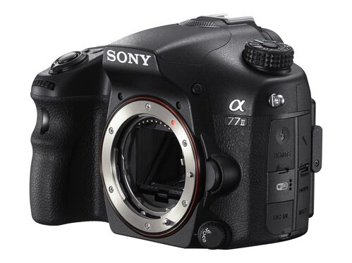 Sony α77 II ILCA-77M2 - digital camera - body only, , hi-res