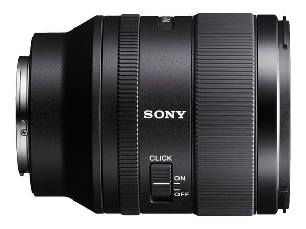 Sony G Master SEL35F14GM - wide-angle lens - 35 mmSony G Master SEL35F14GM - wide-angle lens - 35 mm, , hi-res