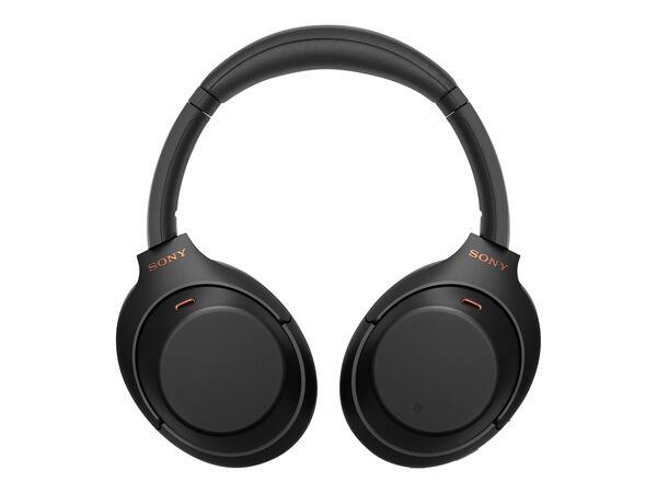 Sony WH-1000XM4 - headphones with micSony WH-1000XM4 - headphones with mic, Black, hi-res