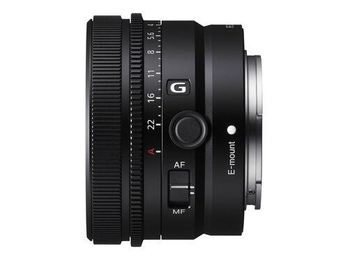 Sony SEL40F25G - lens - 40 mm, , hi-res