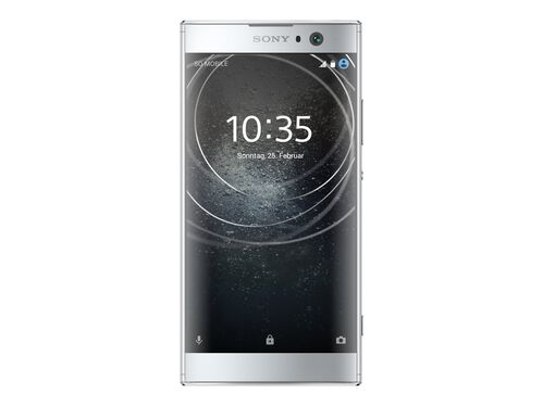 Sony XPERIA XA2 - silver - 4G LTE - 32 GB - GSM - smartphone, , hi-res