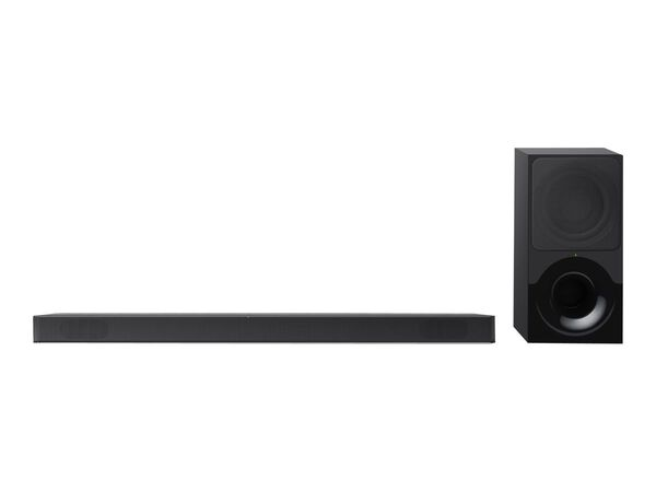 Sony HT-X9000F - sound bar system - for home theater - wirelessSony HT-X9000F - sound bar system - for home theater - wireless, , hi-res