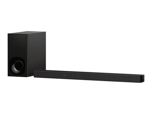 Sony HT-Z9F - sound bar system - for home theater - wireless, , hi-res