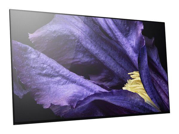 "Sony XBR-55A9F BRAVIA XBR A9F Master Series - 55"" Class (54.6"" viewable) OLED TVSony XBR-55A9F BRAVIA XBR A9F Master Series - 55"" Class (54.6"" viewable) OLED TV, , hi-res"