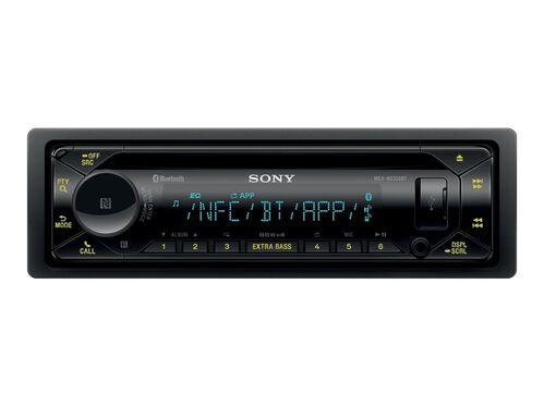 Sony MEX-N5300BT - car - CD receiver - in-dash unit - Single-DIN, , hi-res
