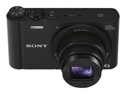 Sony Cyber-shot DSC-WX350 - digital camera, , hi-res
