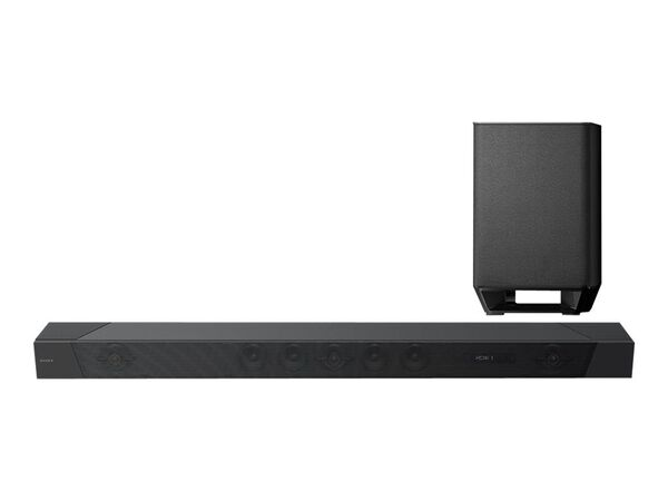 Sony HT-ST5000 - sound bar system - for home theater - wirelessSony HT-ST5000 - sound bar system - for home theater - wireless, , hi-res