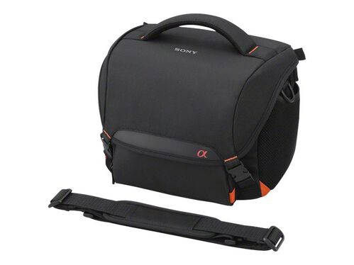 Sony LCS-SC8 - case for digital photo camera with lenses, , hi-res