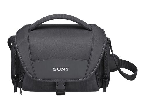 Sony LCS-U21 - case for digital photo camera / camcorder, , hi-res