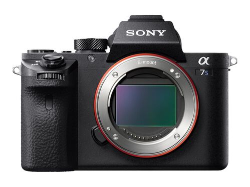 Sony α7s II ILCE-7SM2 - digital camera - body only, , hi-res