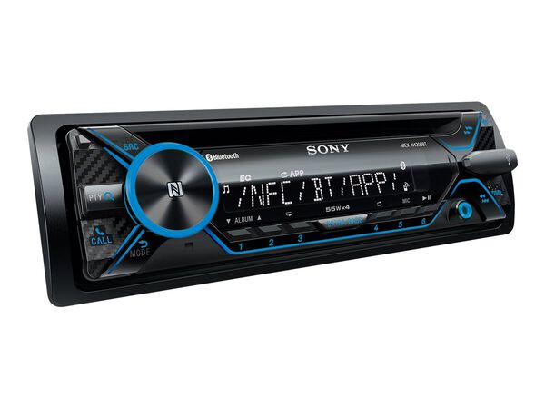 Sony MEX-N4200BT - car - CD receiver - in-dash unit - Full-DINSony MEX-N4200BT - car - CD receiver - in-dash unit - Full-DIN, , hi-res