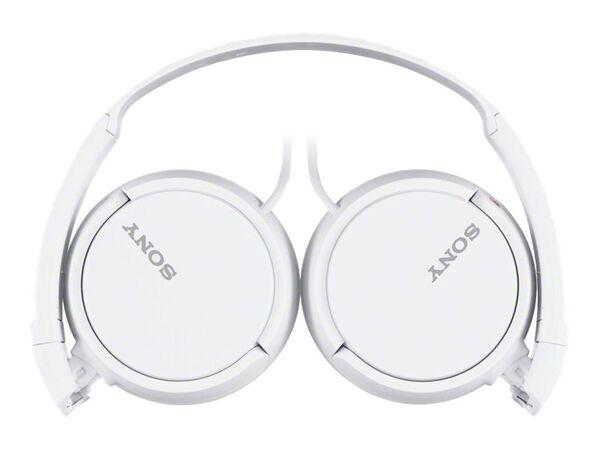 Sony MDR-ZX110 - headphonesSony MDR-ZX110 - headphones, White, hi-res