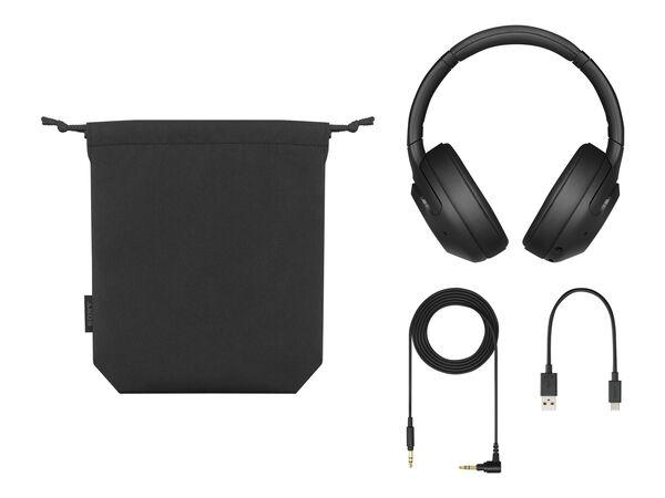 Sony WH-XB900N - headphones with micSony WH-XB900N - headphones with mic, , hi-res