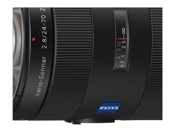 Sony SAL2470Z2 - zoom lens - 24 mm - 70 mmSony SAL2470Z2 - zoom lens - 24 mm - 70 mm, , hi-res