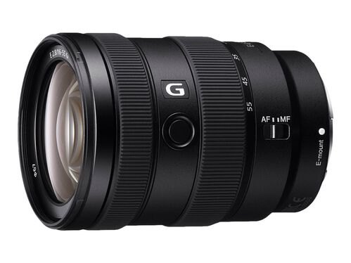 Sony SEL1655G - zoom lens - 16 mm - 55 mm, , hi-res