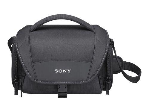 Sony LCS-U21 - case for digital photo camera / camcorder, , hi-res