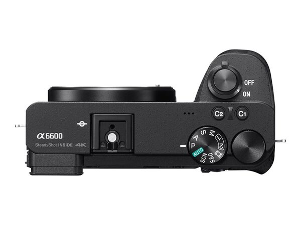 Sony α6600 ILCE-6600 - digital camera - body onlySony α6600 ILCE-6600 - digital camera - body only, , hi-res