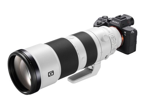 Sony SEL200600G - telephoto zoom lens - 200 mm - 600 mm, , hi-res