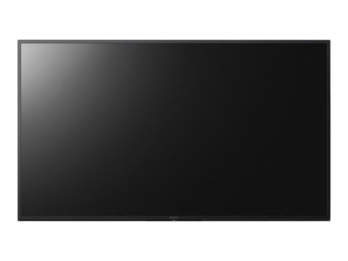 "Sony FW-55BZ30J BRAVIA Professional Displays - 55"" LED-backlit LCD display - 4K, , hi-res"