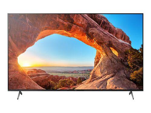 "Sony KD-75X85J X85J Series - 75"" Class (74.5"" viewable) LED-backlit LCD TV - 4K, , hi-res"