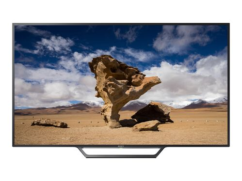 "Sony KDL-48W650D BRAVIA W650D Series - 48"" Class (47.5"" viewable) LED TV, , hi-res"