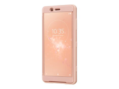 Sony XPERIA XZ2 Compact - H8314 - coral pink - 4G LTE - 64 GB - GSM - smartphone, , hi-res