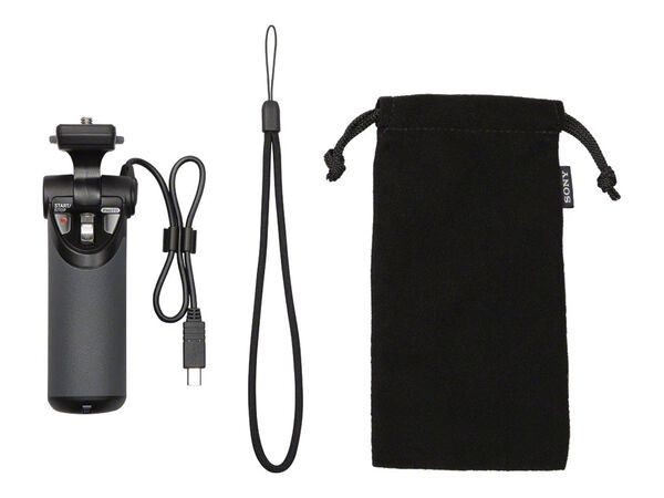 Sony GPVPT1 support system - shooting grip / mini tripodSony GPVPT1 support system - shooting grip / mini tripod, , hi-res