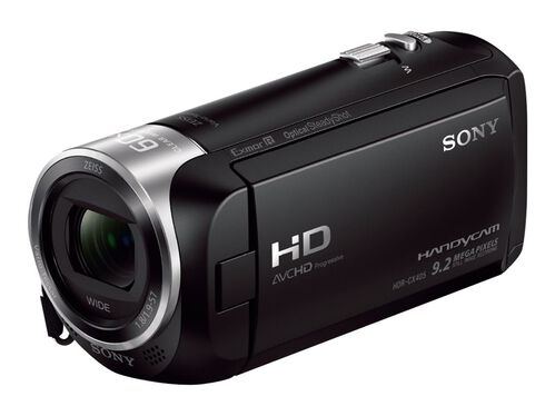 Sony Handycam HDR-CX405 - camcorder - Carl Zeiss - storage: flash card, , hi-res