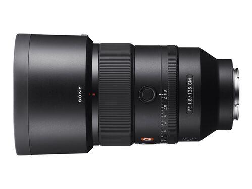 Sony SEL135F18GM - telephoto lens - 135 mm - 135 mm, , hi-res